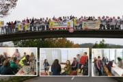 """""""Keine Einigung im Tarif, keine Reinigung im Objekt!"""" Beschäftigte von Tip - Top, ISS, WISAG und Gegenbauer streikten gemeinsam in Kassel"""