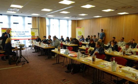 Bundesfachgruppe diskutiert Ergebnis zum Rahmentarifvertrag