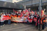 Streikbruch statt Ausbildung: Gegenbauer Services setzt neue Negativmaßstäbe - Streikende sorgen dennoch für Störung im Produktionsablauf bei Bayer