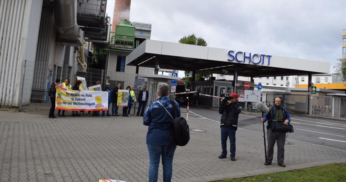 Schott Mainz Adresse