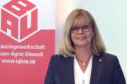 Solidarisch ist man nicht alleine! Videobotschaft von Ulrike Laux (IG BAU Bundesvorstand) zum 1.Mai 2020 in Leipzig