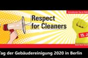 Video zum Tag der Gebäudereinigung 2020 in Berlin