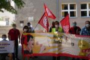 Tag der Gebäudereinigung in der Region Berlin-Brandenburg: Aktionsbündnis fordert höhere Löhne und mehr Zeit für Reinigungsarbeiten