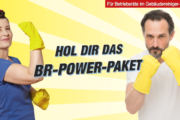 Für Betriebsräte in der Gebäudereinigung: Hol Dir das Power-Paket für Deinen Betrieb! Kostenlose Seminare, Coaching und mehr...