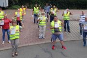 Aktive Gewerkschafter aus Thüringen beraten über Aktionen zur Lohntarifrunde