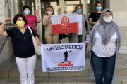 Reinigungskräfte am Frankfurter Flughafen kämpfen um ihre Arbeitsplätze