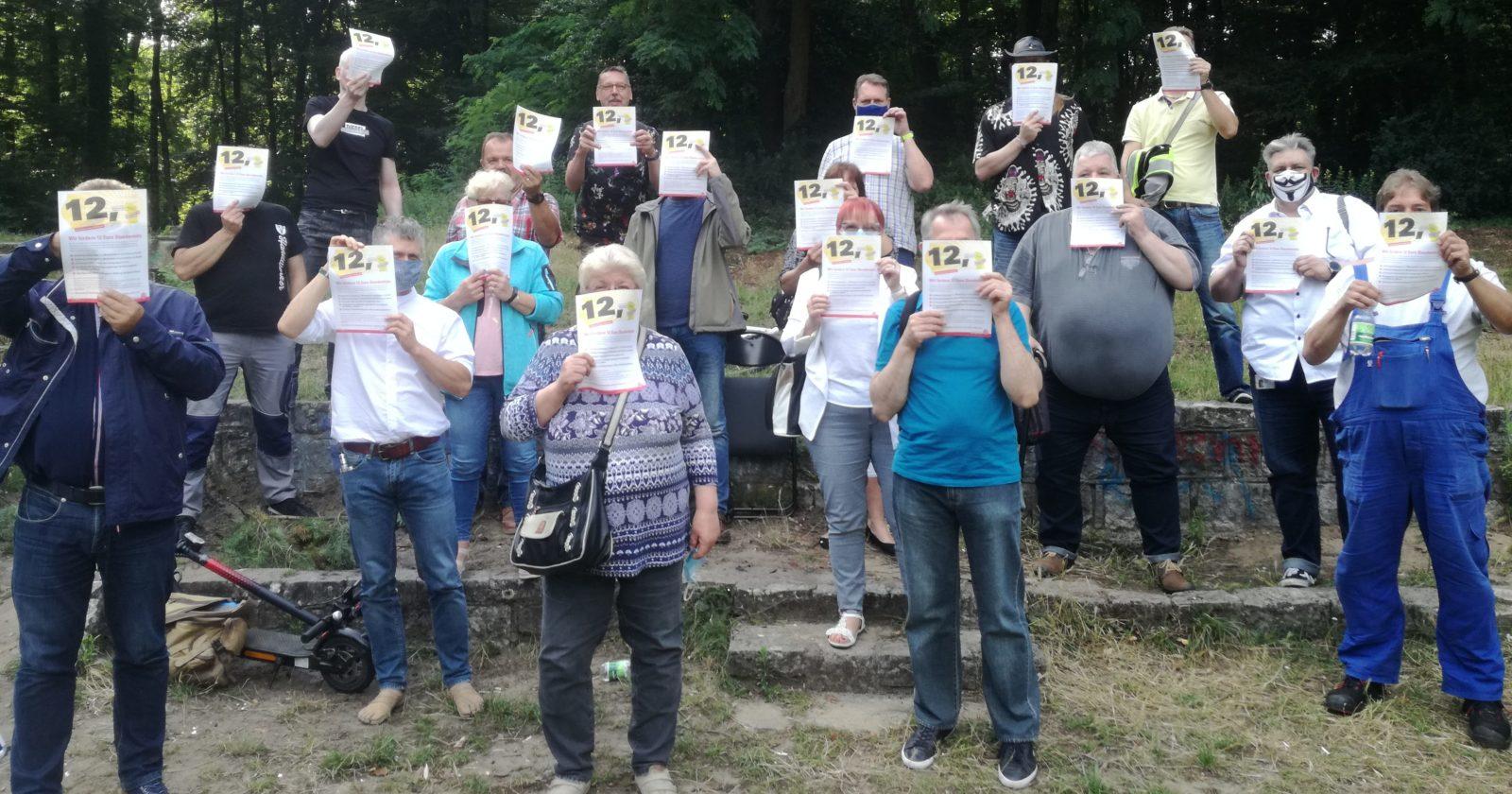Beschäftigte in der Gebäudereinigung in Berlin planen Aktionen für Tarifrunde