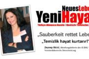 YeniHayat: Sauberkeit rettet Leben! Ein Interview mit Zeynep Bicici.