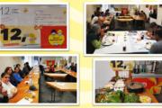 IG BAU - Infofrühstück im Krefelder Solidaritätshaus zur Tarifrunde im Gebäudereiniger-Handwerk