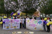 Aktionen in Westfalen zur dritten Tarifverhandlung im Gebäudereiniger-Handwerk