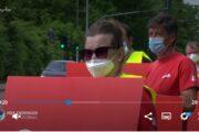 MDR: Protestaktion von Reinigungskräften in Erfurt