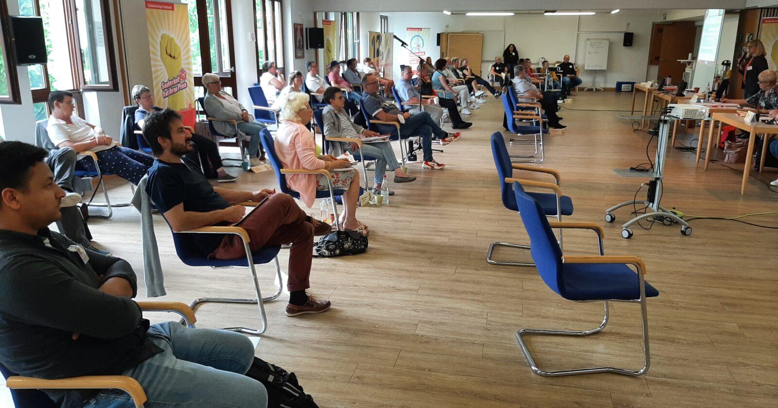 Bundesfachgruppe Gebäudereiniger-Handwerk: IG BAU Aktive trafen sich in Steinbach zu gemeinsamer Konferenz